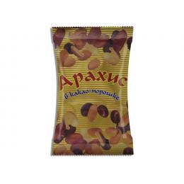 Арахіс в какао-порошку